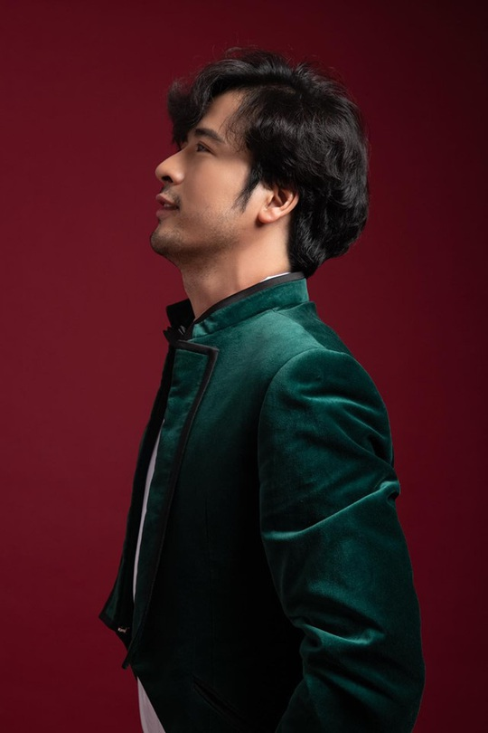 Mặc suit cực chất như diễn viên Đoàn Minh Tài - Ảnh 4.