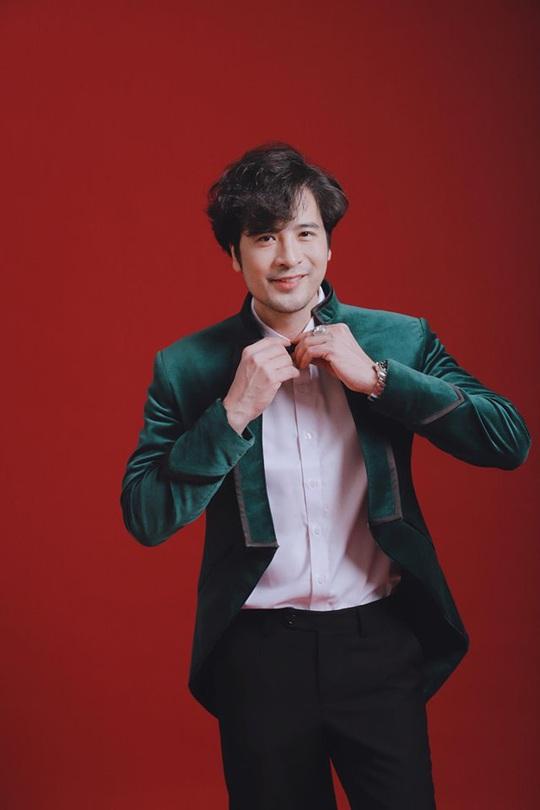 Mặc suit cực chất như diễn viên Đoàn Minh Tài - Ảnh 2.