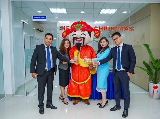 Diễn giả MC Thi Thảo dự khai trương phòng giao dịch ngân hàng SCB - Ảnh 5.