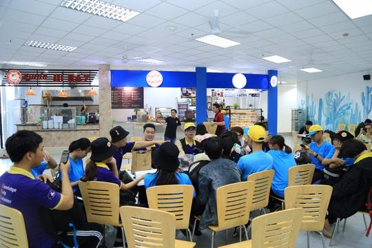 """Diễn giả, MC Thi Thảo: """"Cái duyên"""" gắn kết với sinh viên - Ảnh 7."""