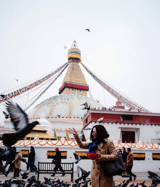 Cuộc sống bình lặng đến bất ngờ ở Nepal - Ảnh 2.