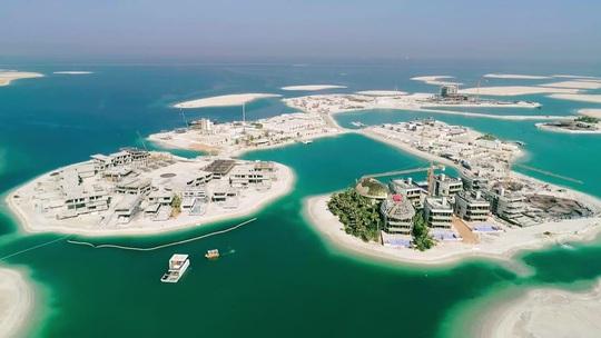 Cuộc sống xa xỉ của giới giàu Dubai - Ảnh 1.