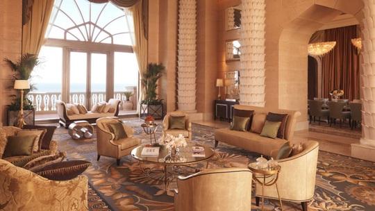 Cuộc sống xa xỉ của giới giàu Dubai - Ảnh 5.