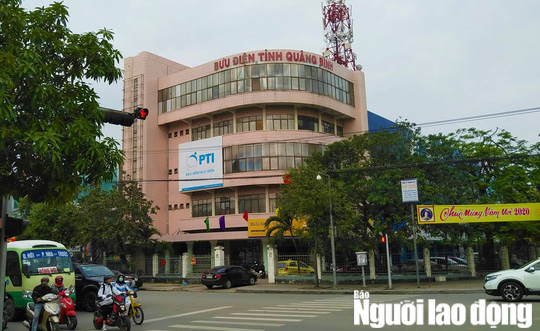 Kỷ luật Giám đốc Bưu điện tỉnh Quảng Bình - Ảnh 1.