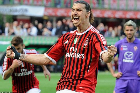 Lão tướng 38 tuổi Ibrahimovic thề giải cứu AC Milan - Ảnh 3.