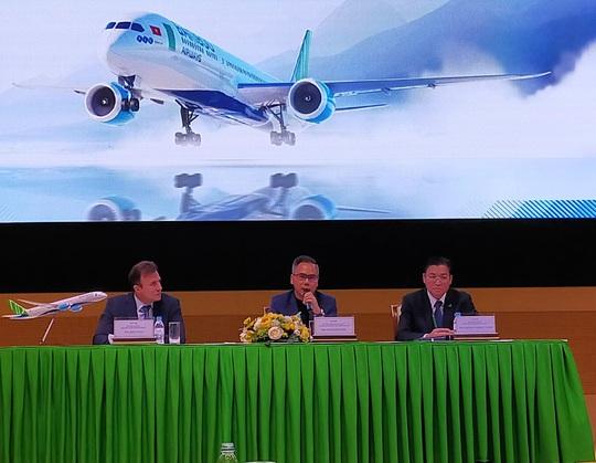 Bamboo Airways nói gì trước nghi vấn siêu máy bay sắp nhận không thể bay thẳng sang Mỹ? - Ảnh 1.