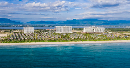 Khám phá Mövenpick Resort Cam Ranh - Ảnh 1.