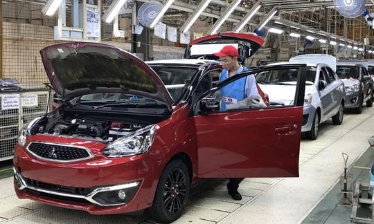Ôtô Nhật sụt giảm doanh số ở Đông Nam Á - Ảnh 1.