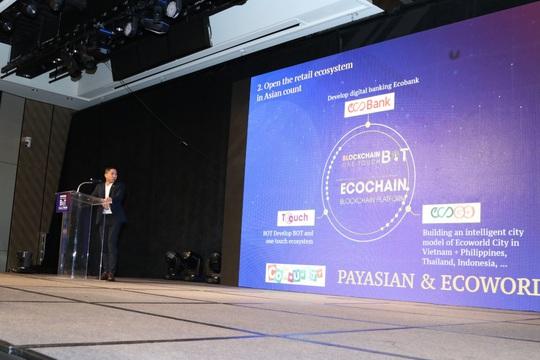 """Blockchain One Touch - dự án công nghệ """"tỉ đô"""" Ecotouch liệu có làm nên chuyện? - Ảnh 3."""