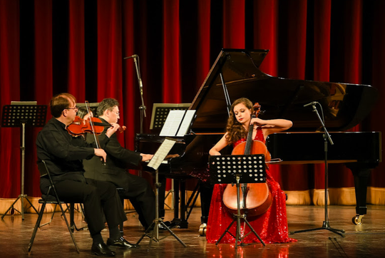 Đinh Hoài Xuân thăng hoa trong Cello Fundamento Concert 4 - Ảnh 2.