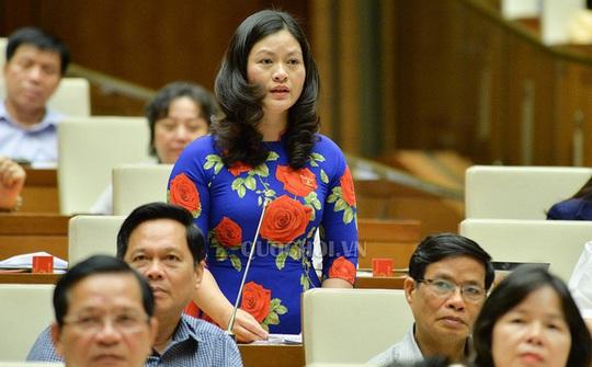 Vụ gian lận điểm thi tại Hà Giang: Vợ ông Triệu Tài Vinh bị kỷ luật Khiển trách - Ảnh 1.