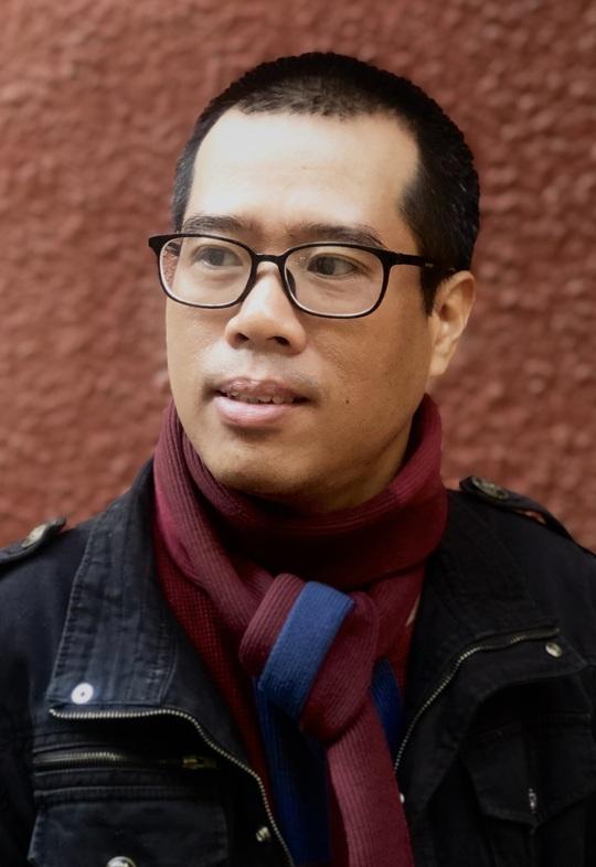 Chan dung Nguyen Xuan Thuy