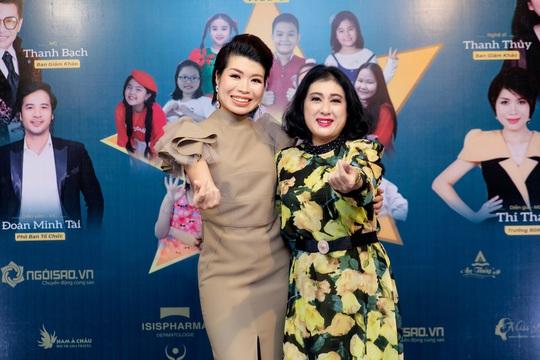 Nghệ sĩ Thanh Thủy và Diễn giả MC Thi Thảo cùng chào đón năm mới - Ảnh 1.