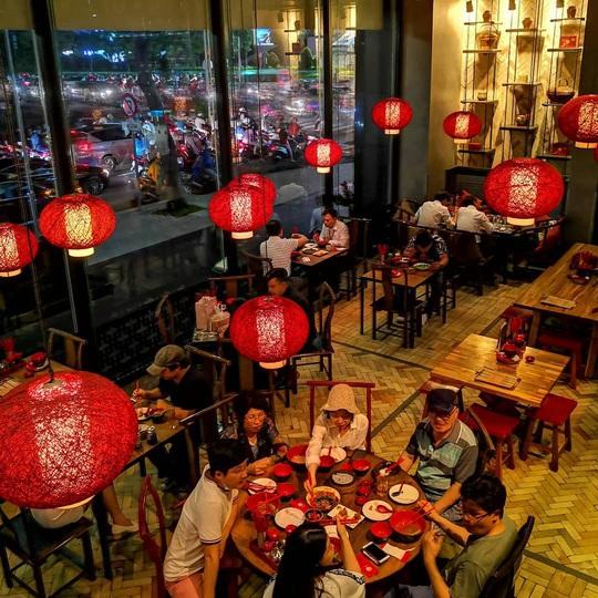 Cùng hội bạn đón năm mới tại 4 quán ăn mở xuyên đêm tại TP HCM - Ảnh 15.
