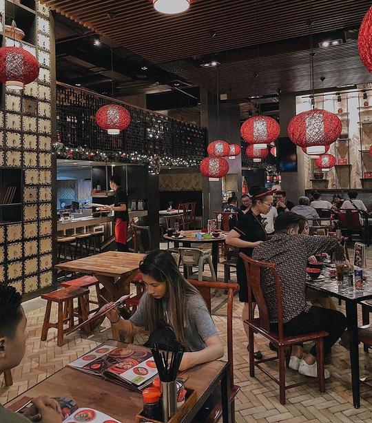 Cùng hội bạn đón năm mới tại 4 quán ăn mở xuyên đêm tại TP HCM - Ảnh 16.