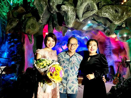 Nghệ sĩ Thanh Thủy và Diễn giả MC Thi Thảo cùng chào đón năm mới - Ảnh 5.