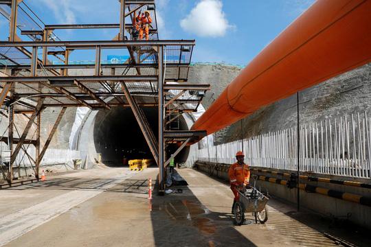 Indonesia lo ngại đầu tư Trung Quốc - Ảnh 1.