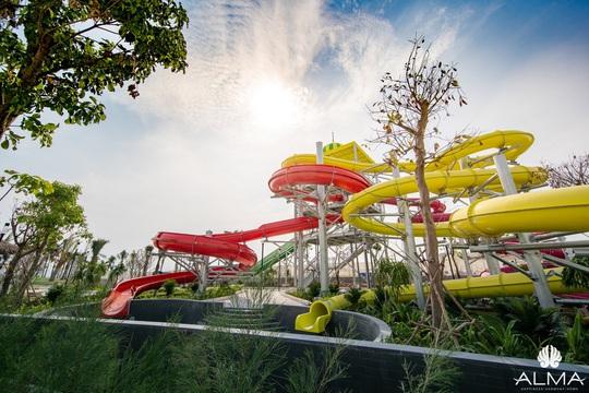Bãi Dài Cam Ranh - nhiều dự án cao cấp đi vào khai thác - Ảnh 3.