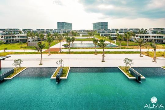 Bãi Dài Cam Ranh - nhiều dự án cao cấp đi vào khai thác - Ảnh 4.