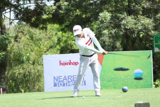 140 doanh nhân tranh tài ở giải Golf Doanh nghiệp và Hội nhập - Ảnh 1.