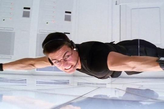 Những tạo hình ấn tượng trong sự nghiệp phim hành động của Tom Cruise - Ảnh 3.