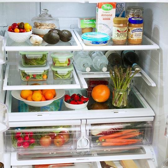 Bảo quản thực phẩm thường dùng trong tủ lạnh để tươi ngon - Ảnh 2.