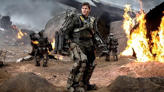 Những tạo hình ấn tượng trong sự nghiệp phim hành động của Tom Cruise - Ảnh 12.
