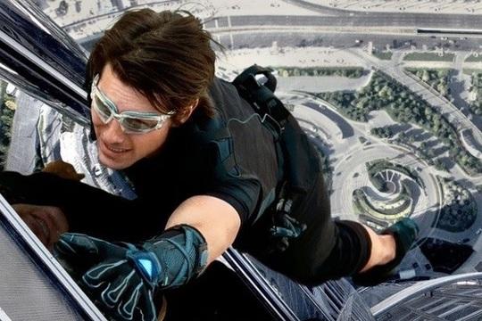 Những tạo hình ấn tượng trong sự nghiệp phim hành động của Tom Cruise - Ảnh 9.