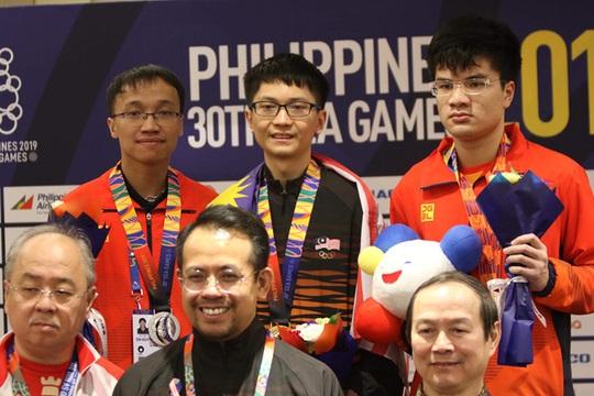 Tấm HCV lạ của cờ vua Việt Nam - Ảnh 2.