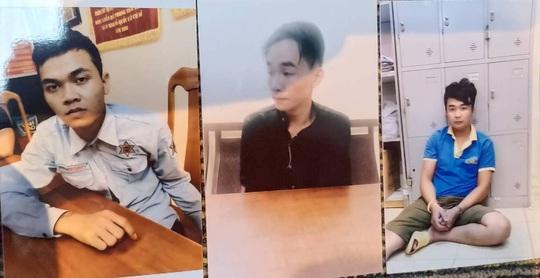 Hành trình phá án vụ cướp tiệm vàng Thông Phương ở huyện Hóc Môn - Ảnh 1.