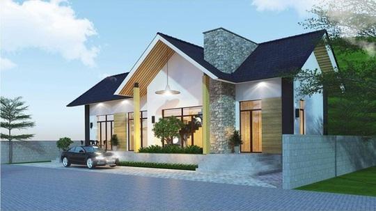 600 triệu có đủ xây một ngôi nhà đẹp? - Ảnh 1.