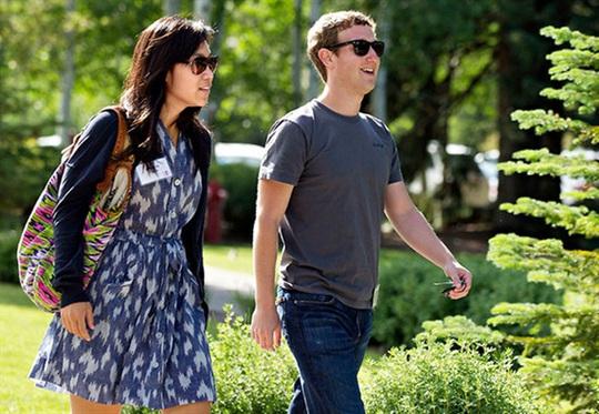 Vợ chồng ông chủ Facebook lần đầu chia sẻ về hôn nhân và gia đình - Ảnh 3.
