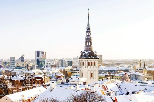 Khung cảnh tuyết phủ như xứ sở thần tiên ở châu Âu - Ảnh 6.