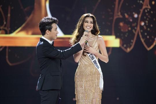 Nguyễn Trần Khánh Vân đăng quang Hoa hậu Hoàn vũ Việt Nam 2019 - Ảnh 16.