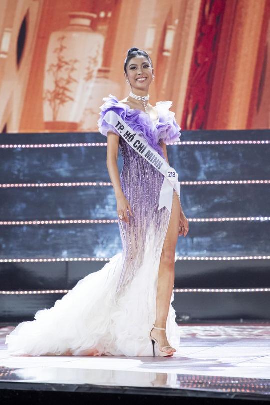 Nguyễn Trần Khánh Vân đăng quang Hoa hậu Hoàn vũ Việt Nam 2019 - Ảnh 14.