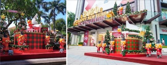 """""""Hòa nhịp đón Giáng sinh - lung linh mùa lễ hội"""" tại 73 TTTM Vincom - Ảnh 3."""