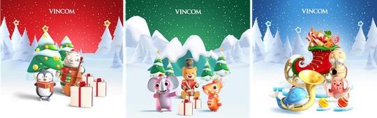 """""""Hòa nhịp đón Giáng sinh - lung linh mùa lễ hội"""" tại 73 TTTM Vincom - Ảnh 5."""