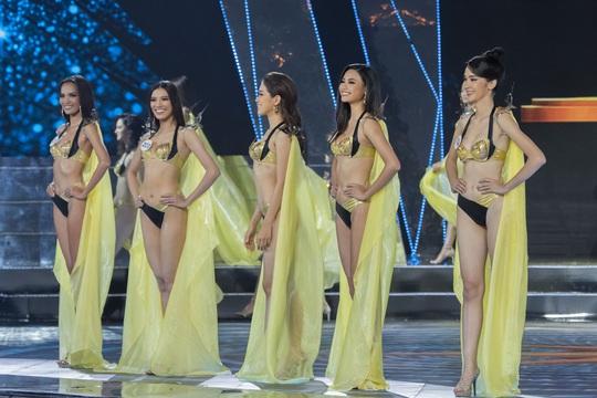 Nguyễn Trần Khánh Vân đăng quang Hoa hậu Hoàn vũ Việt Nam 2019 - Ảnh 2.