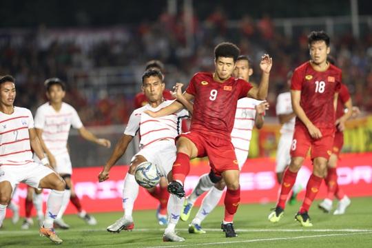 HLV Park Hang-seo: Cầu thủ Việt Nam không hề e ngại đối thủ nào! - Ảnh 1.