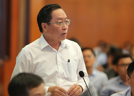 Giám đốc Sở GD-ĐT TP HCM được đánh giá hoàn thành xuất sắc nhiệm vụ - Ảnh 2.