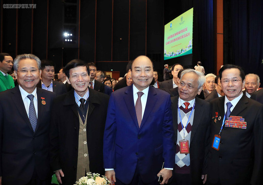 Thủ tướng dự lễ kỷ niệm 65 năm trường học sinh miền Nam trên đất Bắc - Ảnh 2.
