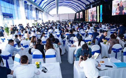 Novaland Expo gây ấn tượng mạnh với khách hàng, nhà đầu tư - Ảnh 1.
