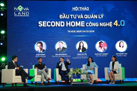Novaland Expo gây ấn tượng mạnh với khách hàng, nhà đầu tư - Ảnh 3.