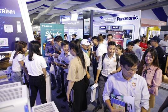 Novaland Expo gây ấn tượng mạnh với khách hàng, nhà đầu tư - Ảnh 4.