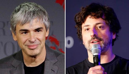 Rời vị trí điều hành, hai người sáng lập Google bỏ túi hơn 1 tỷ USD - Ảnh 1.