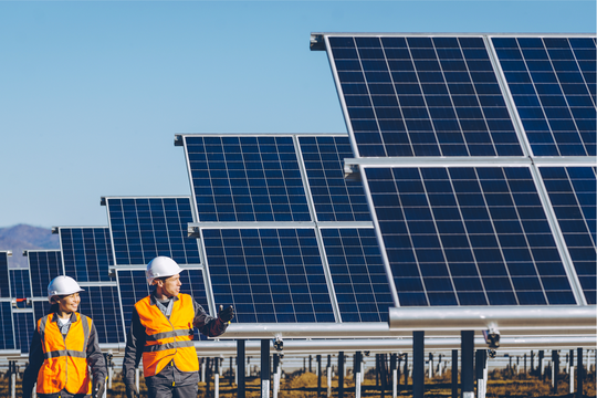 Ngân hàng Bản Việt tài trợ 70% vốn vay dự án điện mặt trời cho doanh nghiệp - Ảnh 1.