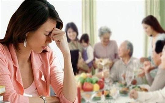 Khi vợ muốn về nhà ngoại đón Tết - Ảnh 1.