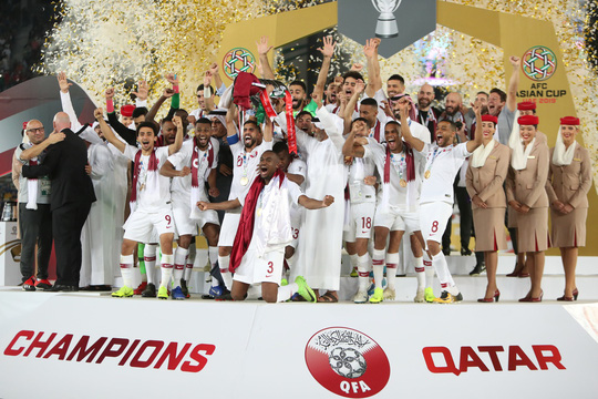 Chung kết Asian Cup: Qatar vô địch và những giọt nước mắt Samurai - Ảnh 6.