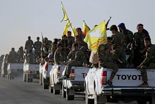 Lực lượng Syria mở trận đánh cuối cùng với IS - Ảnh 1.
