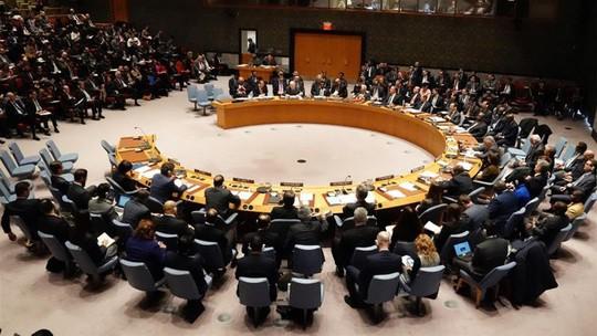 Nga - Mỹ đấu nghị quyết về Venezuela tại Hội đồng Bảo an - Ảnh 1.